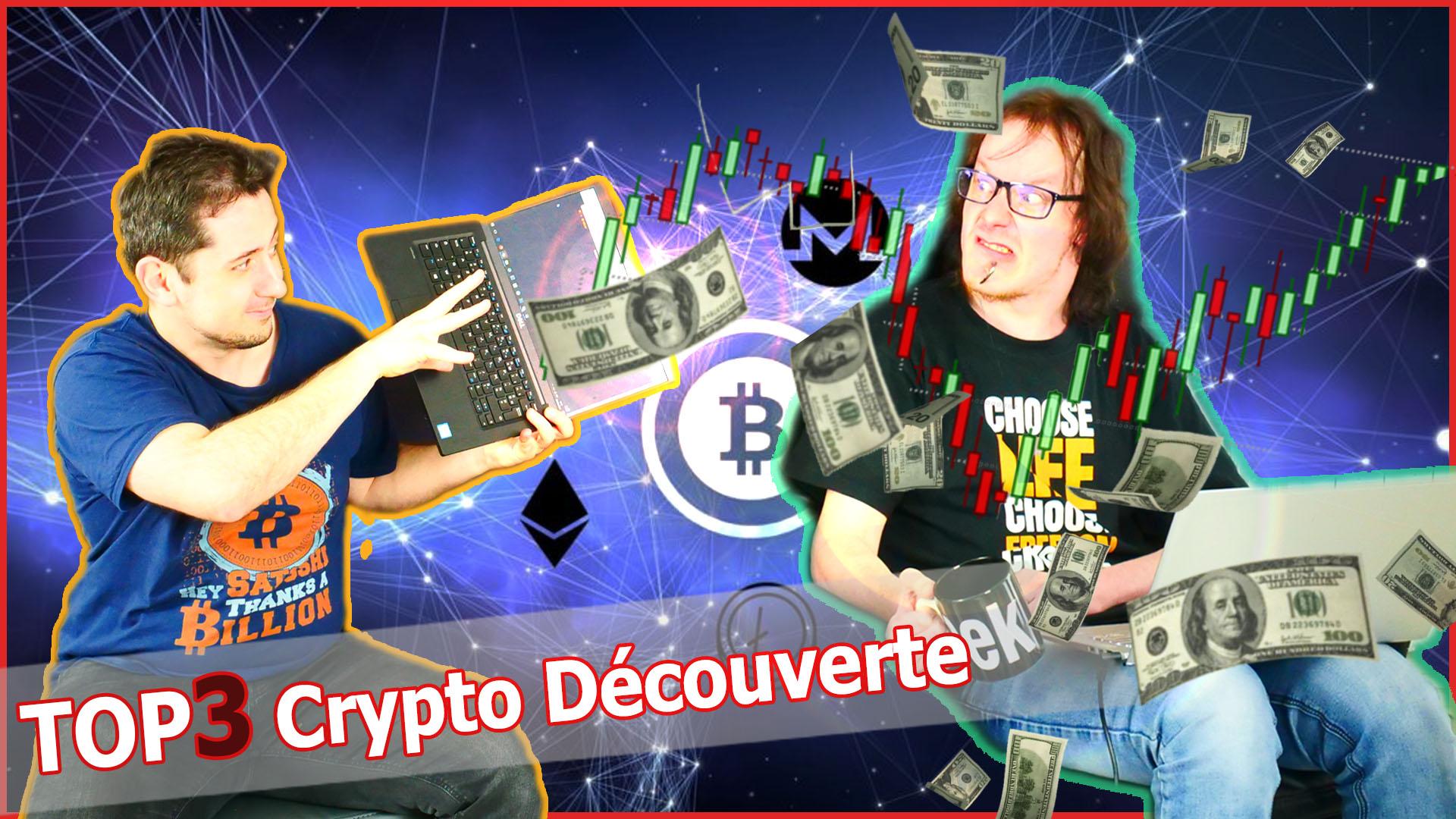 Top 3 Crypto 2018 découverte forum Bitcointalk : Il n'y a pas que le Bitcoin !