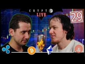 Bitcoin #CryptoLive29  :  Dernier Dump avant la Summer Moon  ? #EOS #FUD #Lexique #Concours