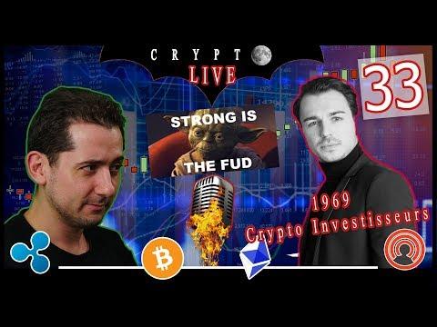 Bitcoin CryptoLive 33 :  #MtGox #SafeT #SandBlock #Bithumb