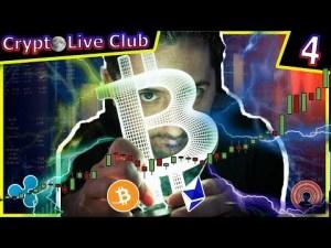 Bitcoin CryptoLive Club 4 : #Bitmain #Google #Coinbase #Ripple