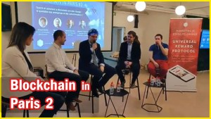 Blockchain In Paris 2 #Ledger #Nestle #ChainAccelerator