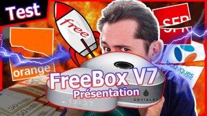 Freebox V7 Delta : la meilleure des box internet au prix fort