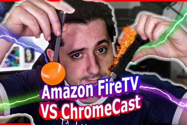 amazon firestick tv google chromecast molotov caster télé smartphone