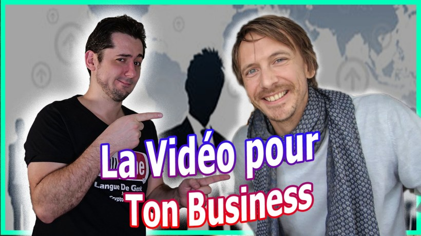 strategievideo freelancevideo paris Olivier Juprelle languedegeek