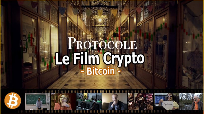 film crypto bitcoin protocol Rémi Crussière documentaire Blockchain