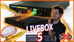 Livebox 5 par Orange