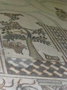 Another Roman floor in Loupian