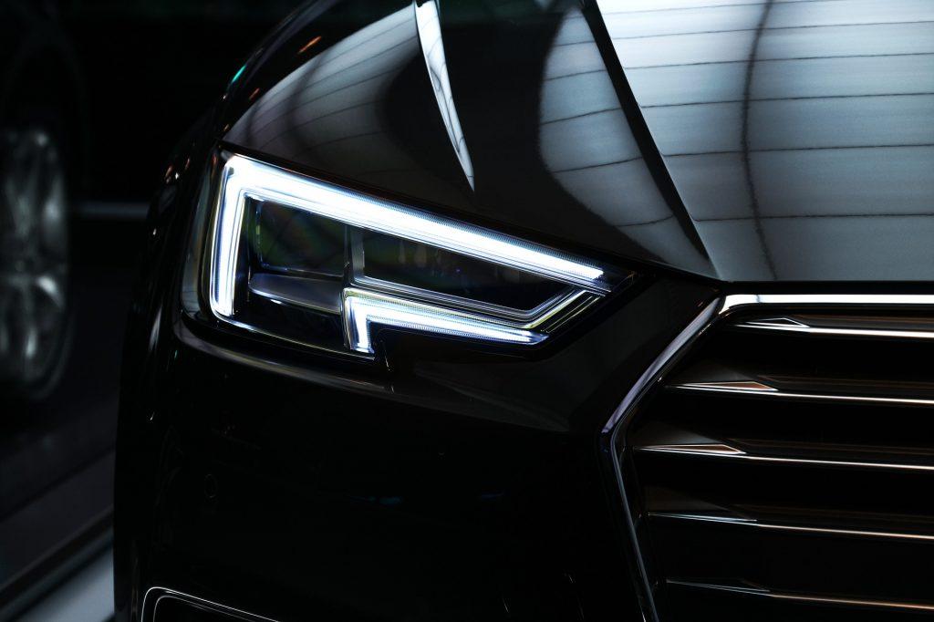 Audi Schwarz