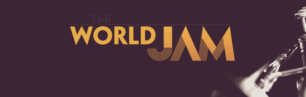 The World Jam is a big deal