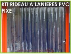 LANIFLEX RIDEAUX A LANIERES ET ROULEAUX LANIERES PVC
