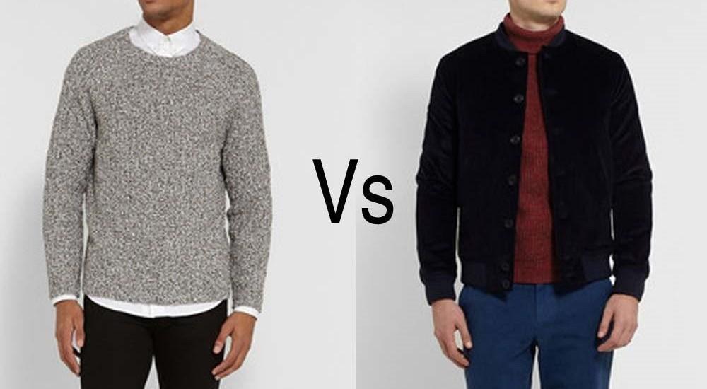 miglior servizio 563dc e0103 Maglione sotto la giacca: girocollo o dolcevita? camicia o t ...