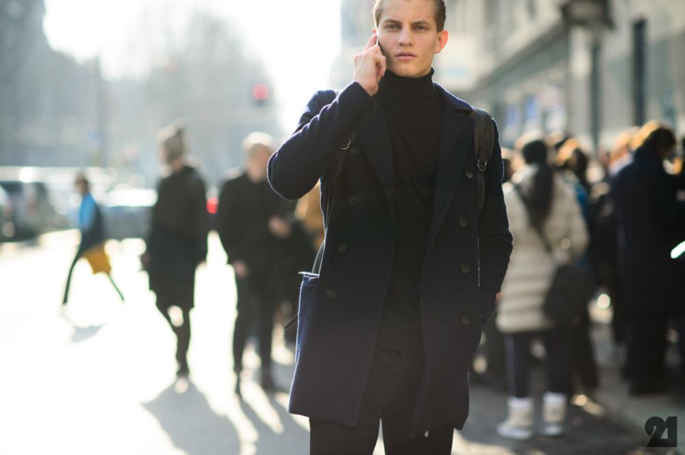 miglior servizio 564f3 02d86 Maglione sotto la giacca: girocollo o dolcevita? camicia o t ...