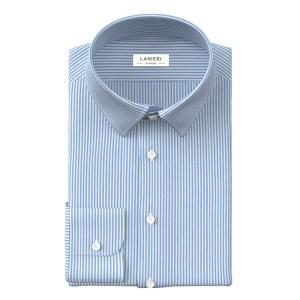Camicia Azzurra a Righe Thomas Mason