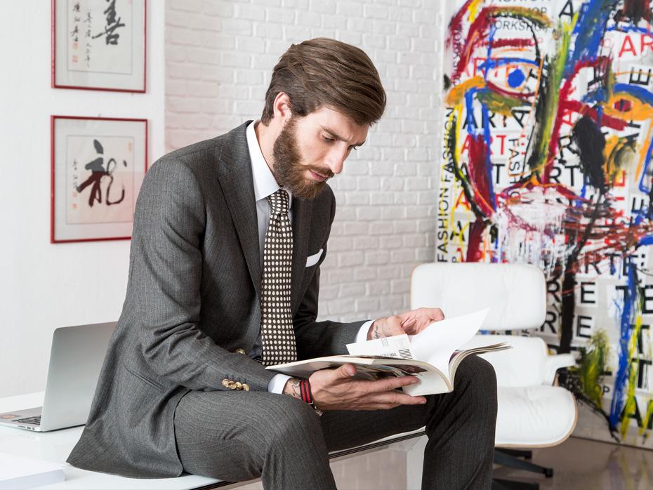 Ufficio Elegante Jobs : In ufficio con stile italia s got business gentleman s cafè