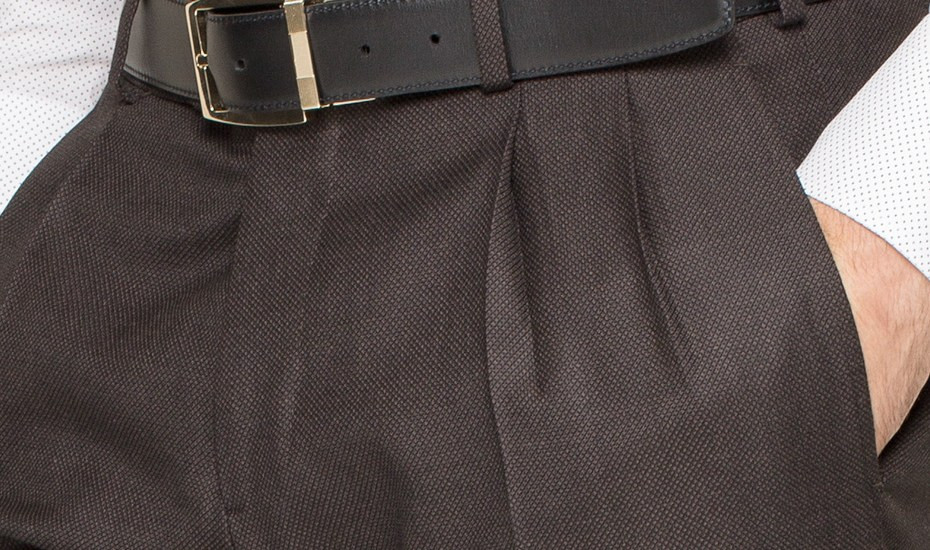 Men S Pleated Pants Pleats And Trousers Definitive Style