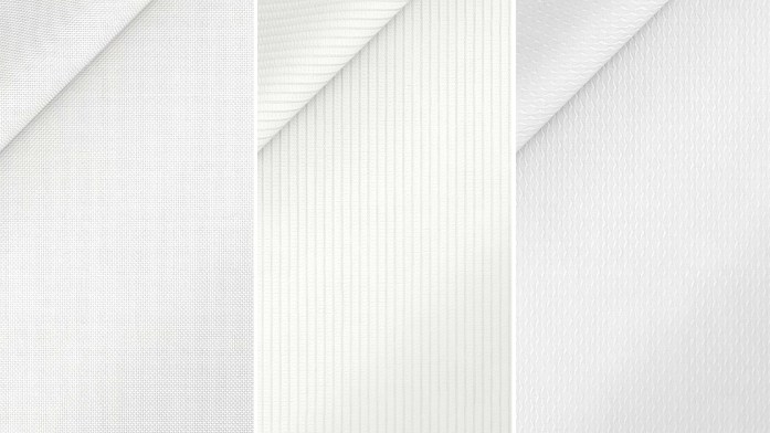 Wedding White Dress Shirts Fabrics