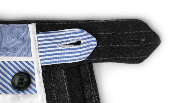 tirapancia dei pantaloni