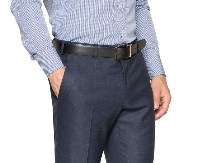 pantaloni senza pinces