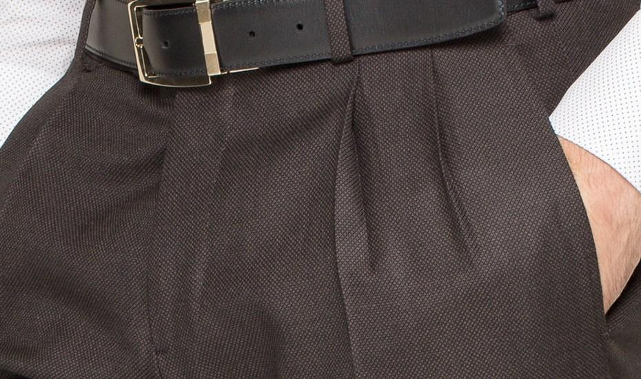 pantalon a pince large annee 50