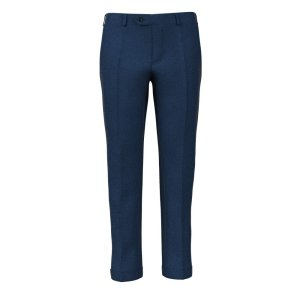 Traveller Blue Pants Fabric produced by Reda