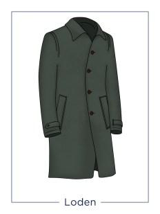 manteau loden