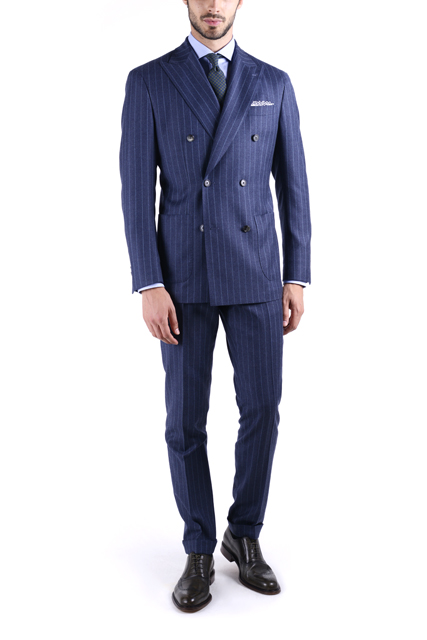 4655c1acf15 Mans made-to-measure suit tailored by Lanieri