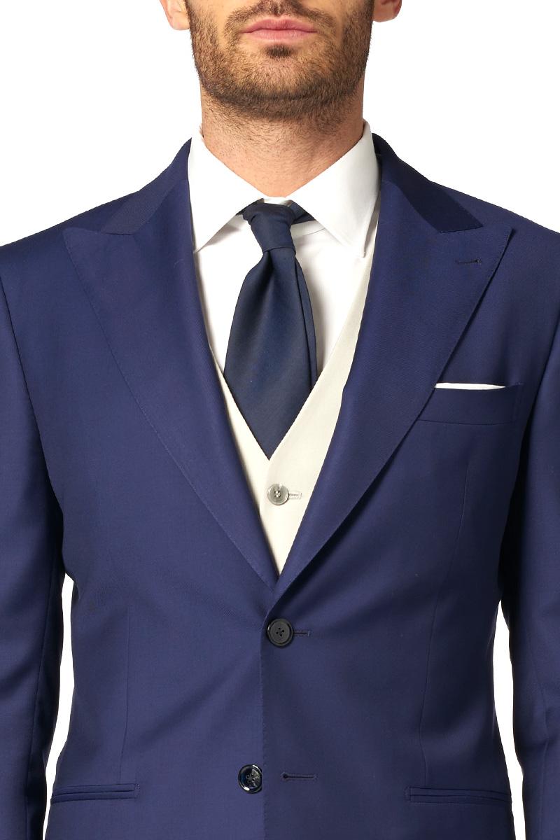 tipi di collo giacca uomo