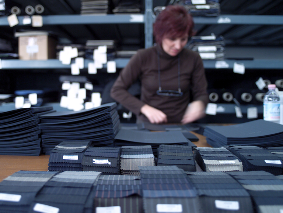 cdbbce58e The best Italian woollen mill brands and fabrics manufacturers for suits