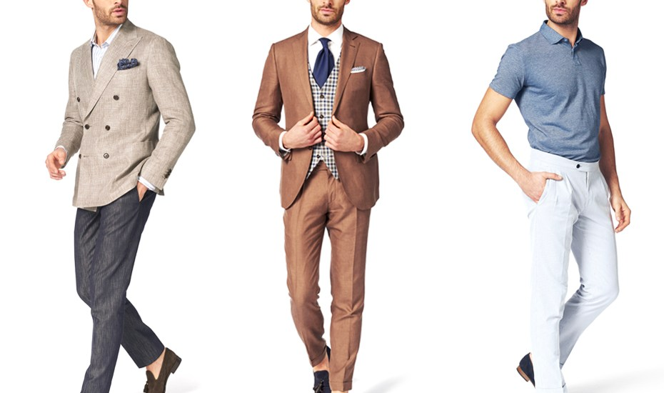 9 Men S Fashion Trends For Spring Summer 2018 Colors Styles And