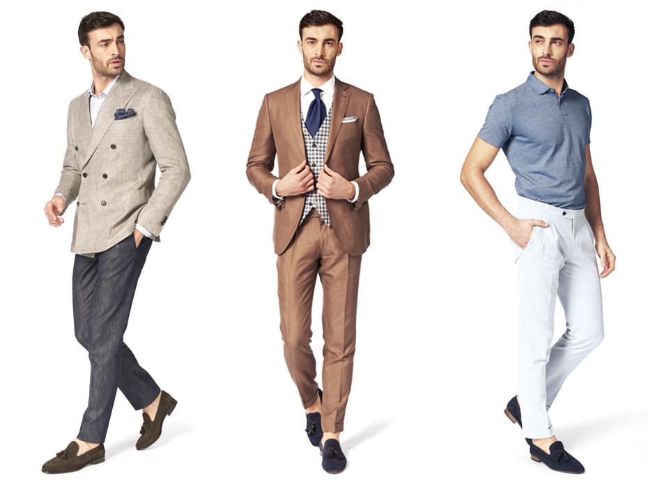 Outfit Ufficio Uomo : Le tendenze della moda uomo primavera estate colori stili