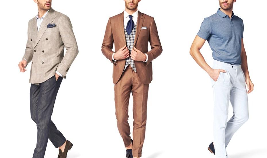Le 9 tendenze della moda uomo primavera estate 2018  colori 331e510da7f