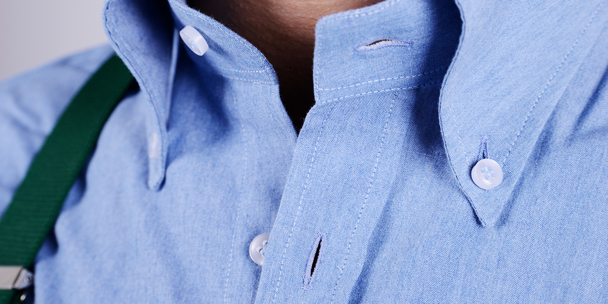 Sartorial details of the shirt: what's the placket