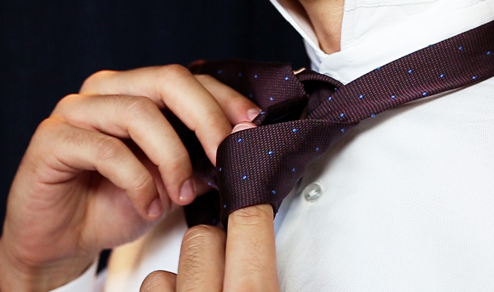 Tie knots: all the most famous knots and how to make them - Gentleman's Cafè
