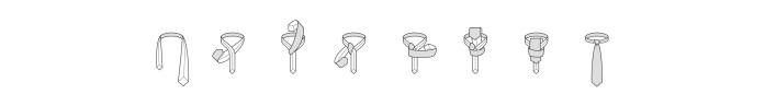 Pratt knot steps