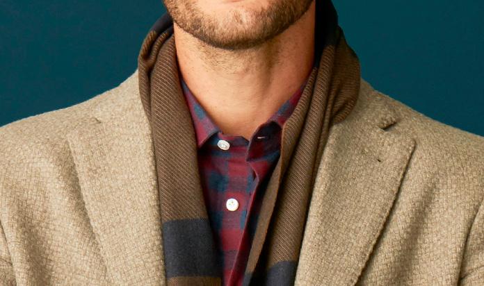 New York 100% di alta qualità meglio Come indossare la sciarpa da uomo con stile: 4 nodi indispensabili