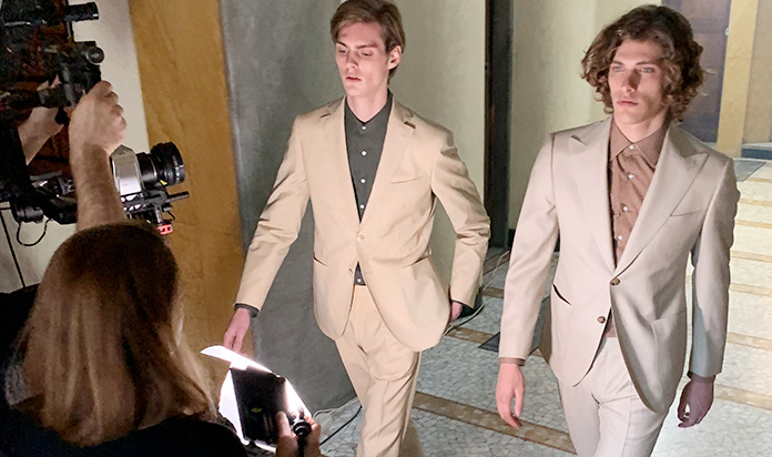 Lanieri | Custom Suits, Dress Shirts - Italian Made to Measure Clothing