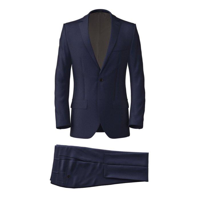 Cobalt Blue Biella Suit