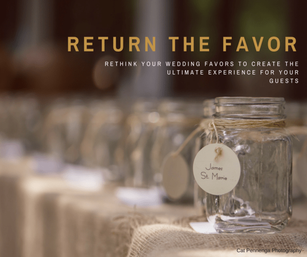 Return the Favor - Mason Jars