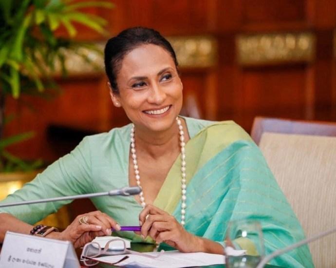 Mrs. Kimarli Fernando, Chairperson, Sri Lanka Tourism