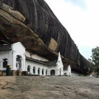 Dambulla Cave Temple (Golden Temple of Dambulla)