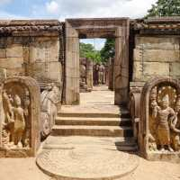 Hatadage - Ancient City of Polonnaruwa