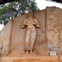 Statue of King Parakramabahu the Great