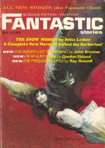 Fantastic, April 1970