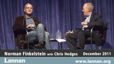 Norman Finkelstein in conversation with Chris Hedges
