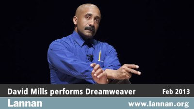 David Mills performs Dreamweaver