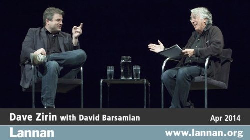 Dave Zirin with David Barsamian