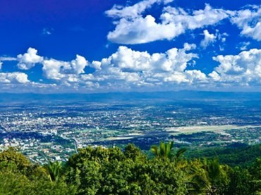 Doi Suthep viewpoint