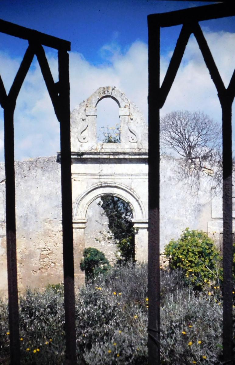 Il cimitero di Belvedere
