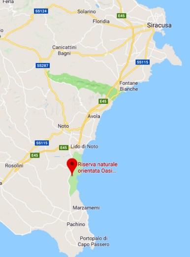 mappa vendicari1
