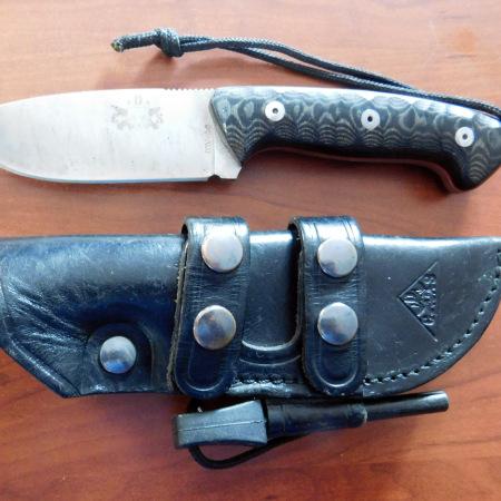 Recensione coltello CDS Axarquia